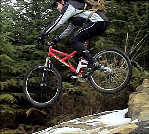 All Mountain Mountain Bike