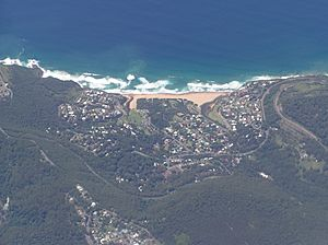 Stanwell Park Aerial