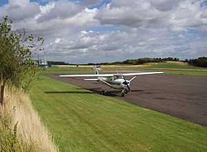 Glenrothes Airport