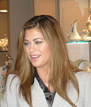 Kathy Ireland Jan 08