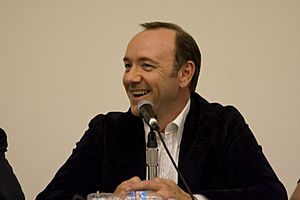 Kevin Spacey @ San Diego Comic-Con 2008
