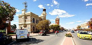 Town Hall & Post Office, Broken Hill