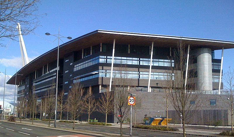 University of South Wales, Newport city centre campus