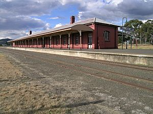 Wallangarra Railway