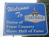 Carthage, TX, sign IMG 2912