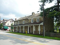 The Compass Inn in Laughlintown