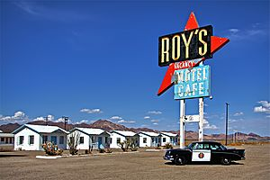 Roy's Cafe & Motel