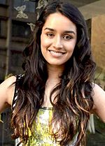 Shraddha Kapoor at Luv Ka The End Audio release at Marc Cain Store
