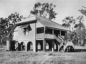StateLibQld 1 196087 Kleinton State School in the Toowoomba District, 1910