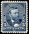 Ulysses S Grant 1898 Issue-5c