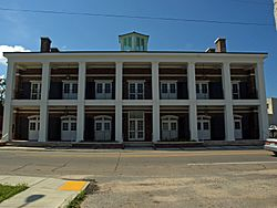 City Hall in Moss Point, Mississippi