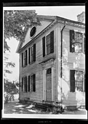 Cornelia Billings House Hatfield Massachusetts