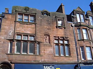 Mackintosh Club (originally the Helensburgh & Gareloch Conservative Club)