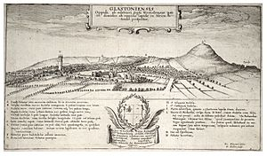 Wenceslas Hollar - Glastonbury (State 1)