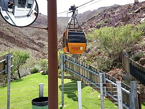 Wyler Aerial Tramway1