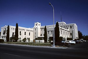 Dona Ana County New Mexico Courthouse