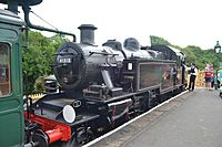 41313 at the Isle of Wight Steam Railway 2018.jpg