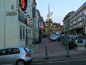 China Town, Liverpool - geograph.org.uk - 976066