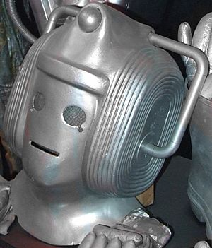 Cyberman from Invasion