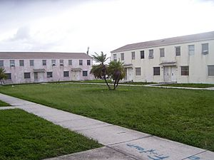 Liberty Square Housing Projects
