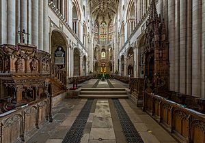 Norwich Cathedral Presbytery, Norfolk, UK - Diliff