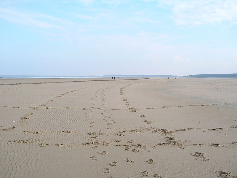 Peddars Way - Holkham Bay