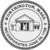 Official seal of Worthington, Massachusetts