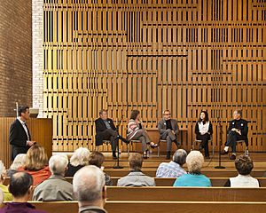 2015 Columbus Conversation - Davis, Prudon, and Joyner 11