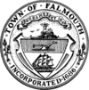 Official seal of Falmouth, Massachusetts