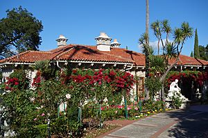 Guest house - Hearst Castle - DSC06589