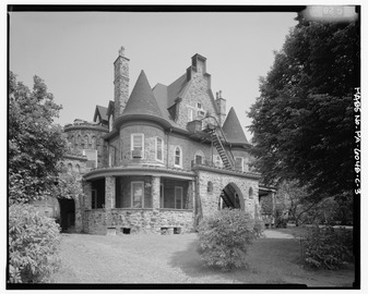 Keasbey and Mattison Company, Executive's House, Ambler, Montgomery County, PA HABS PA,46-AMB,10C-3