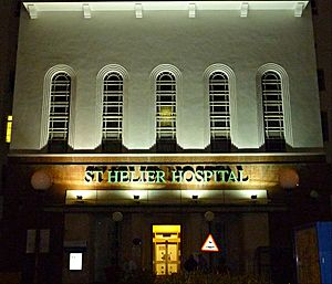 08 Oct 09 - St Helier's Hospital