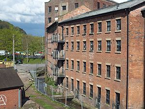 Congleton Brookside Mill 2569