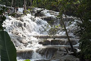 Dunns River Falls Photo D Ramey Logan