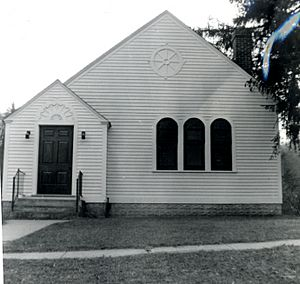 East Litchfield Chapel. 1932.