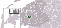 Location of Sneek