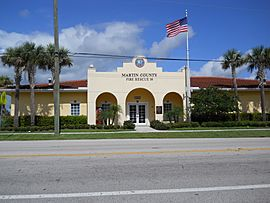 Martin County Fire Rescue Station 16 - 003