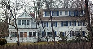 Sutton-Reynolds farmhouse, Chappaqua, NY