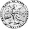 Official seal of Ware, Massachusetts