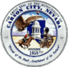 Official seal of Carson City, Nevada