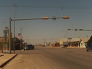 Downtown Crane, TX SCN1370