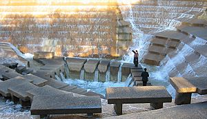 Fort Worth Water Gardens 2003