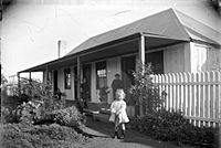 Old Canberra Inn then called The Pines 1910