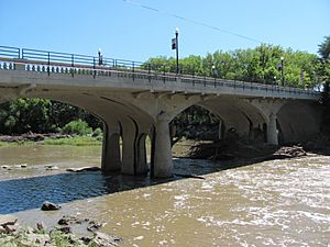 Cottonwood River Bridge