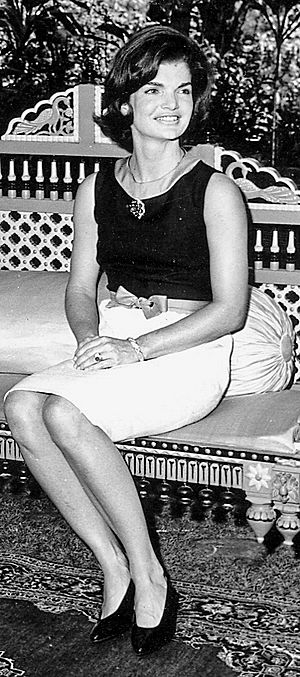 Jacqueline Kennedy in India, 1962.jpg