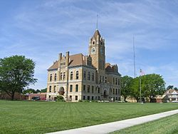 Osborne County Courthouse (2012)