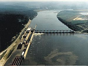 Cannelton Lock and Dam