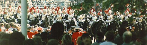 Cavalryhorseguards