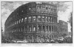 Giovanni Battista Piranesi, The Colosseum