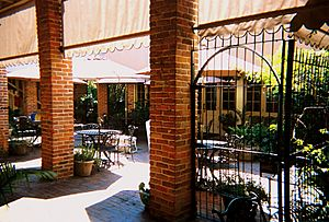 Natchitoches Patio